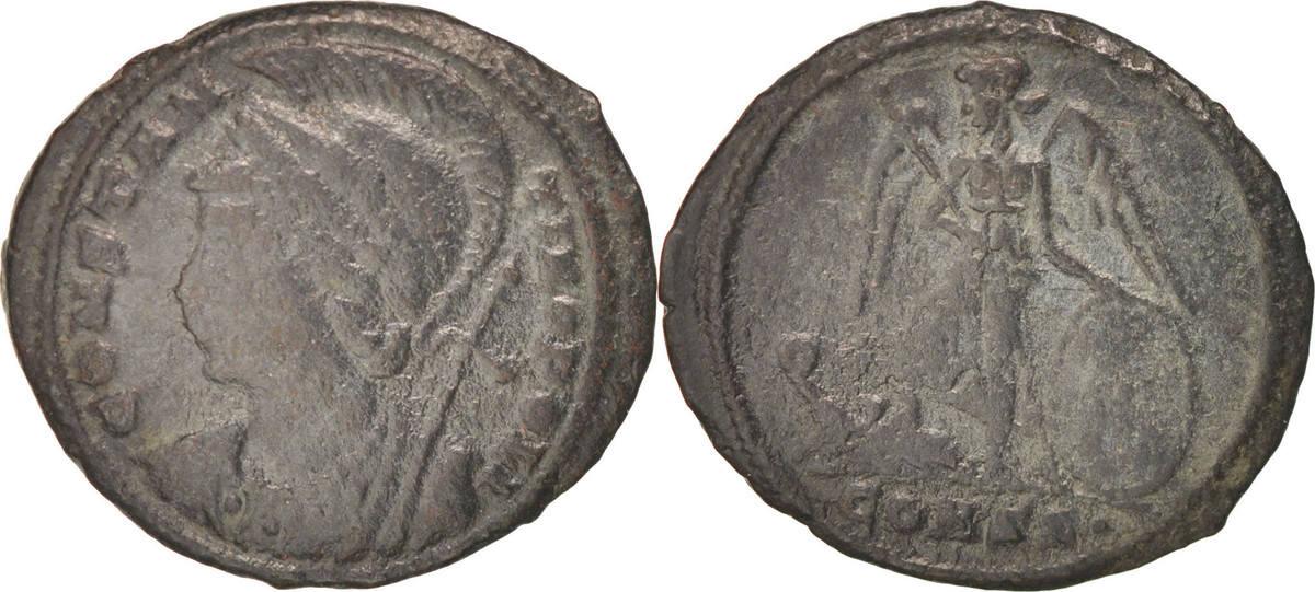 Nummus Constantin  EF(40-45)