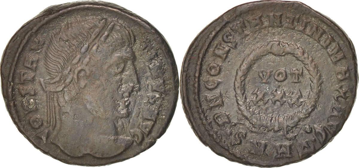 Follis Heraclea Constantine I EF(40-45)