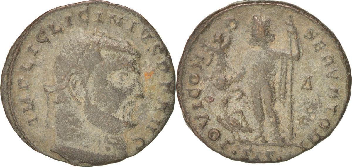 Follis Siscia Licinius I AU(50-53)