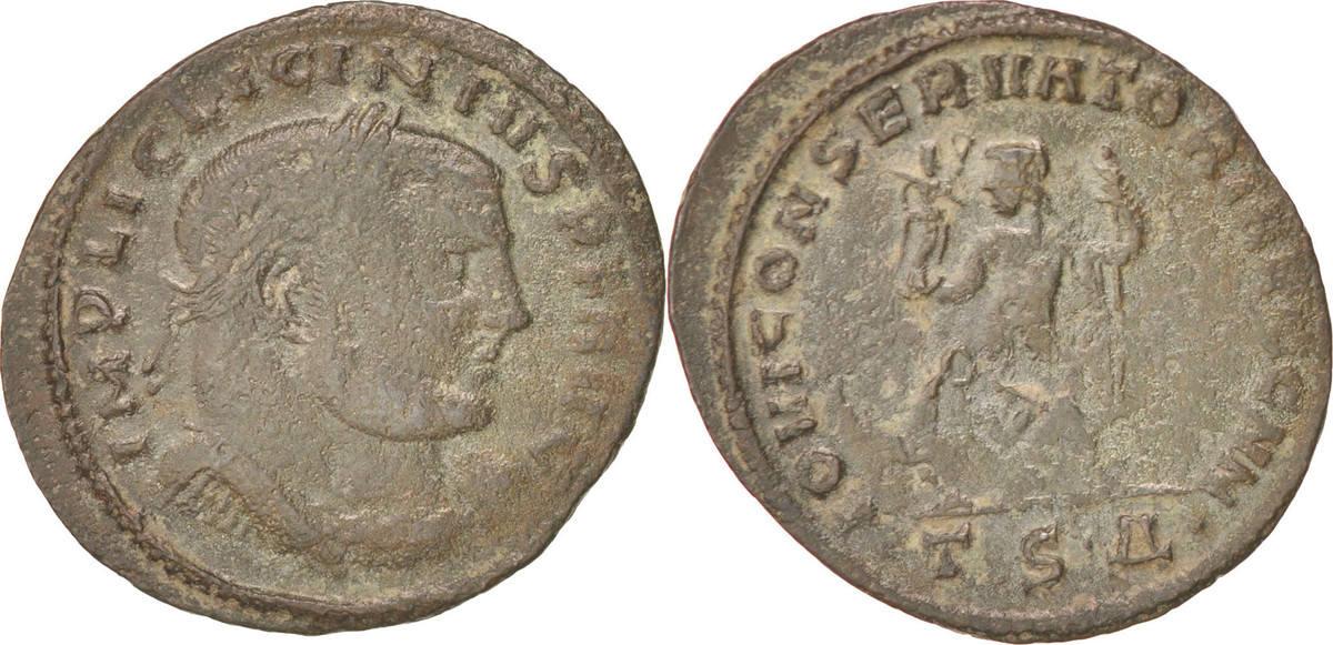 Follis Thessaloni Licinius I AU(50-53)