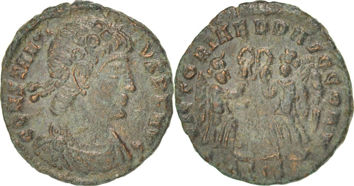 Centenionalis Siscia Constantius II AU(55-58)