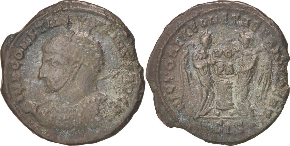 Follis Siscia Constantine I AU(50-53)