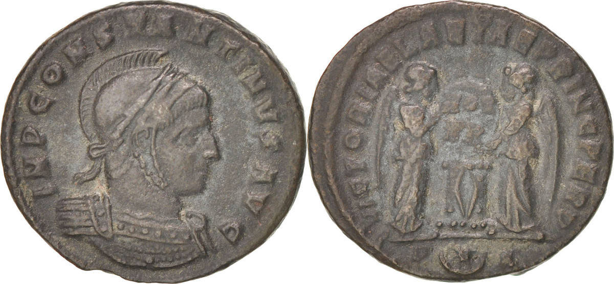 Follis Not Applic Constantine I EF(40-45)