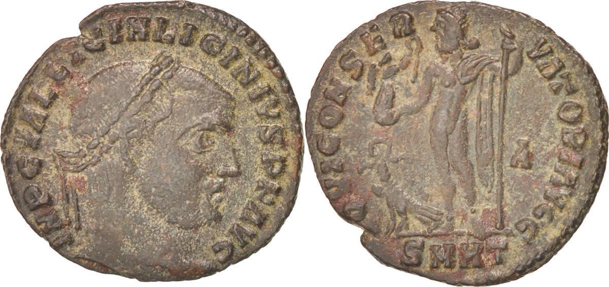 Follis Heraclea Licinius I AU(50-53)
