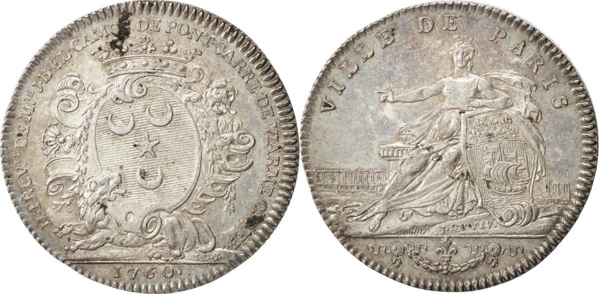 Token 1760 Frankreich AU(50-53)