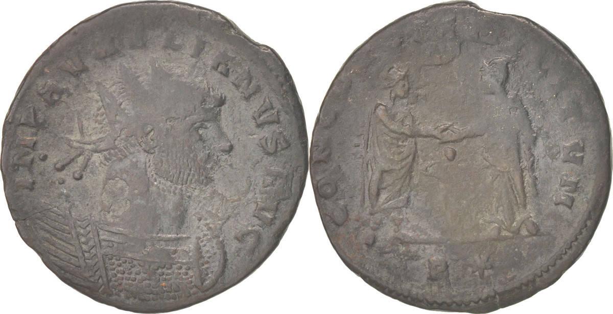 Antoninianus Not Applic Aurelian EF(40-45)