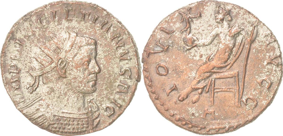 Antoninianus Lyons Diocletian AU(50-53)