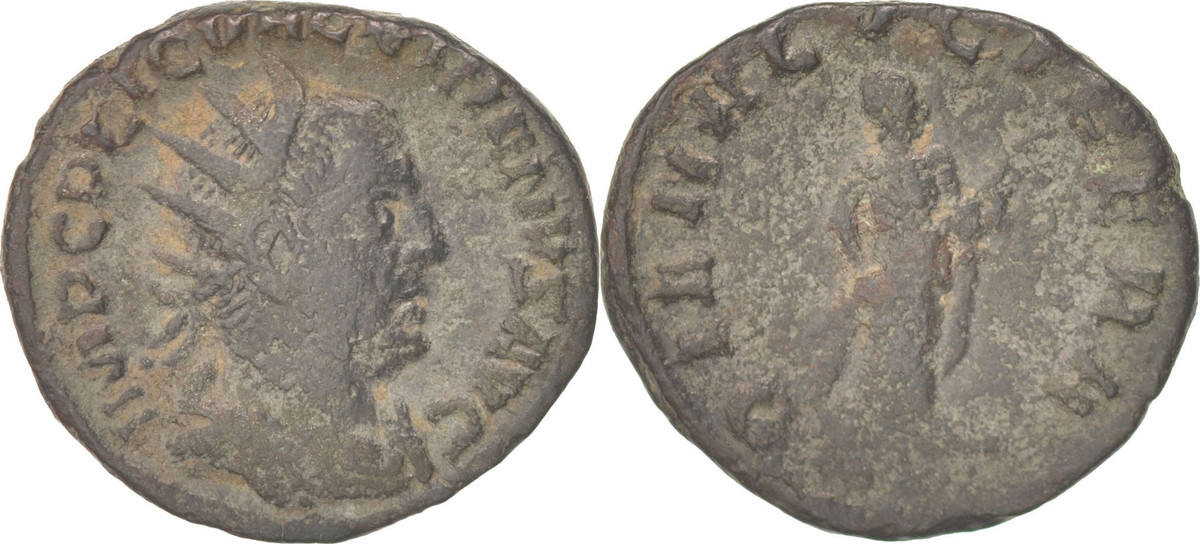 Antoninianus Not Applic Valerian I VF(30-35)