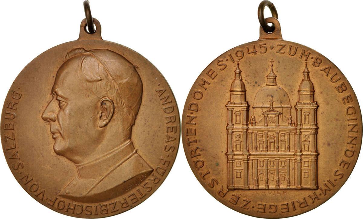 Medal 1945 Deutschland AU(55-58)