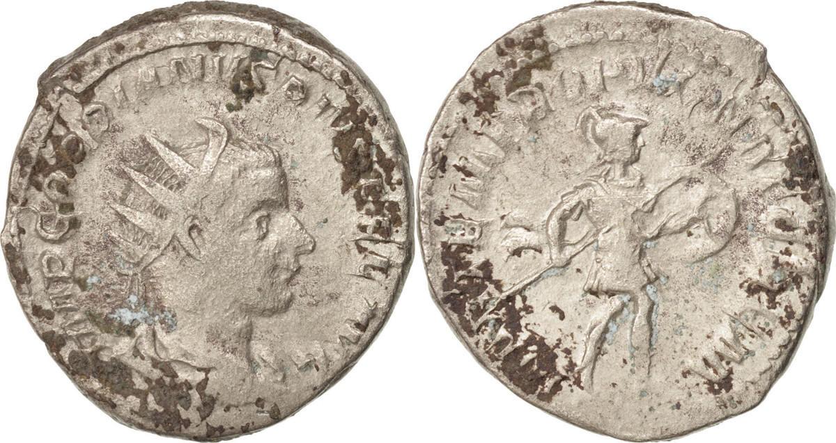 Antoninianus 243 Roma Gordian III EF(40-45)