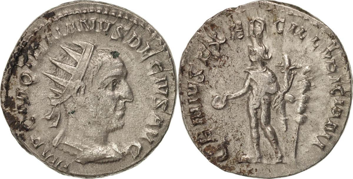 Antoninianus 250 Roma Trajan Decius AU(50-53)