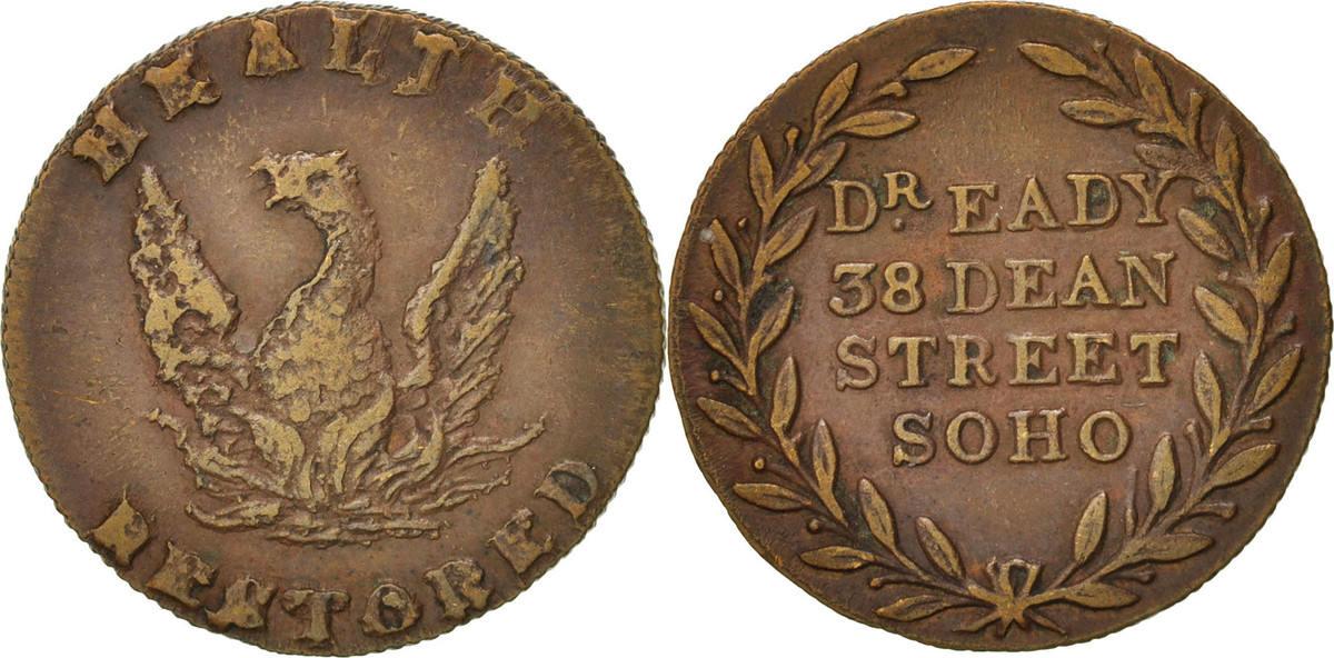 Token 1825 Großbritannien AU(50-53)