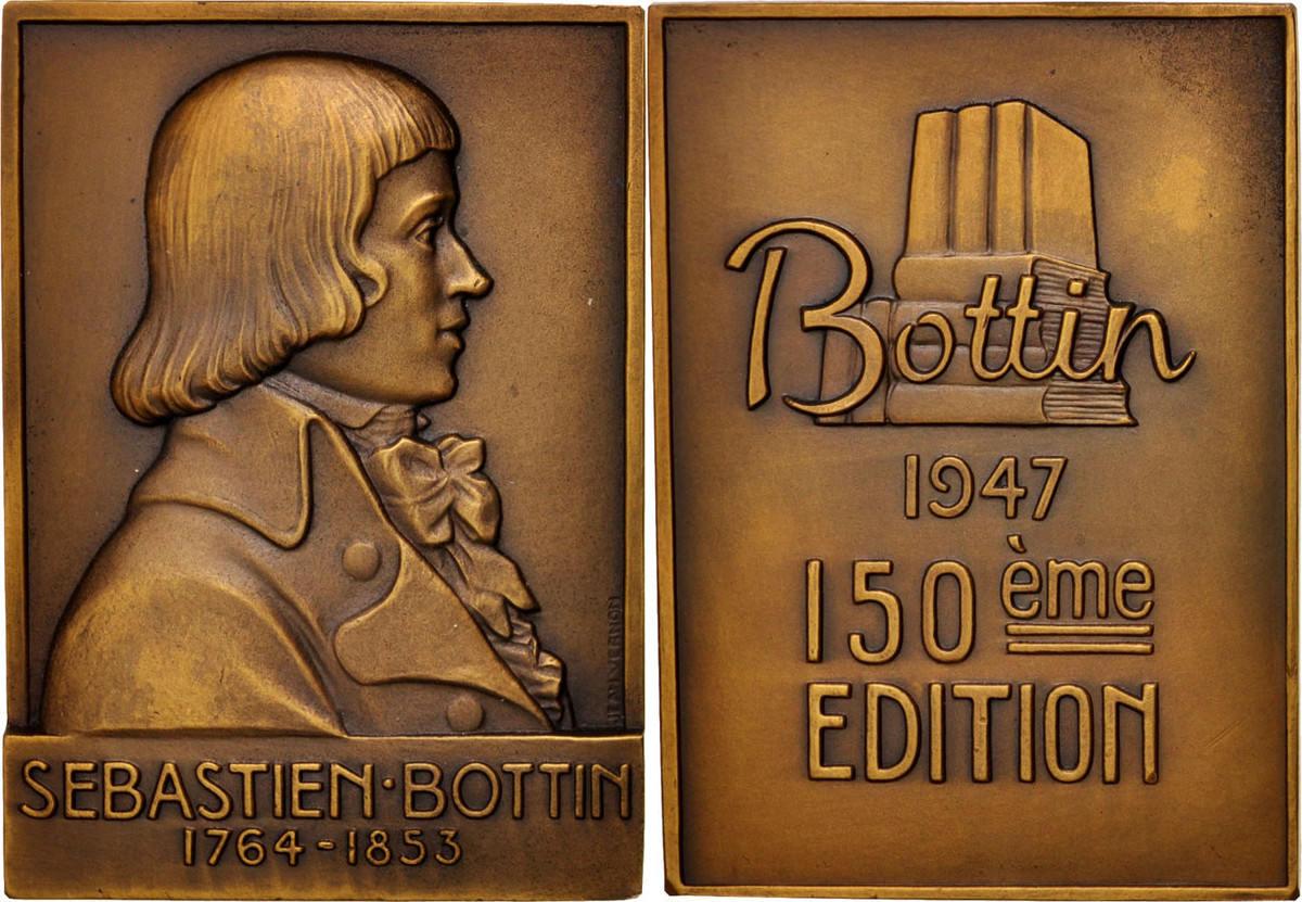 Medal 1947 Frankreich AU(55-58)