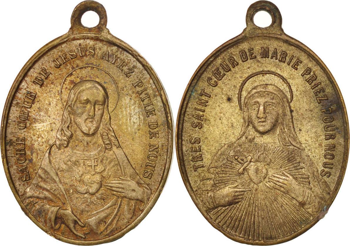 Medal XIX Century Frankreich EF(40-45)