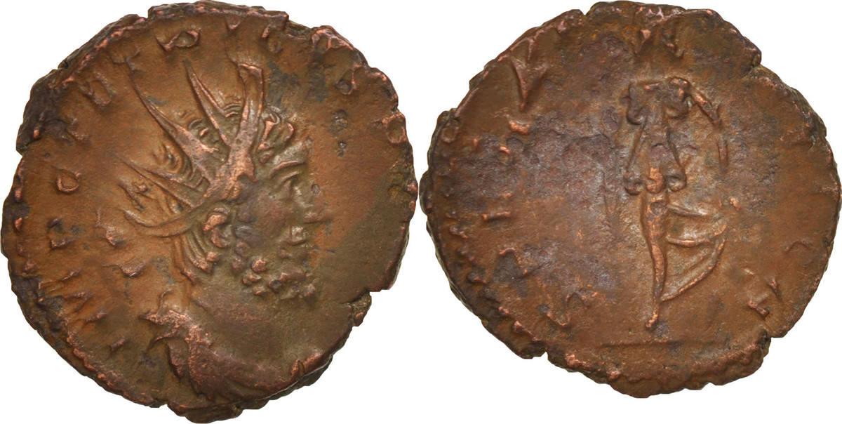 Antoninianus Roma Victorinus VF(30-35)