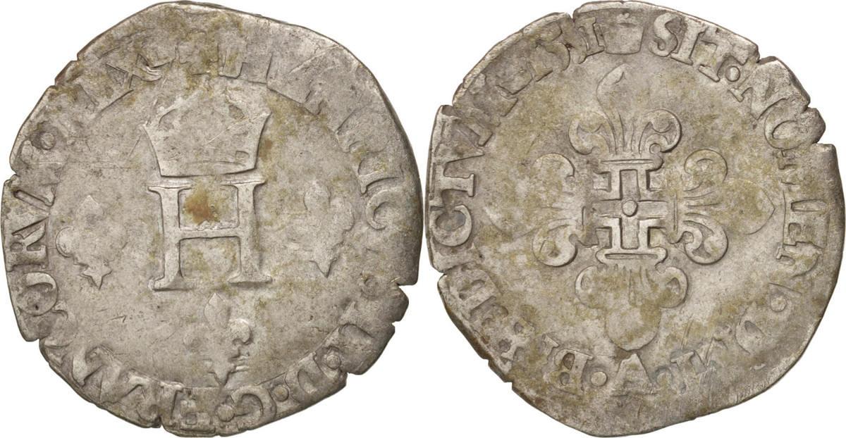 Demi Gros de Nesle 1551 Paris Frankreich VF(20-25)