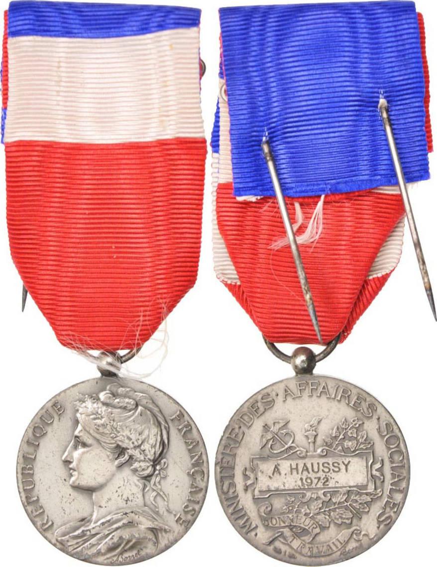 Medal 1972 Frankreich