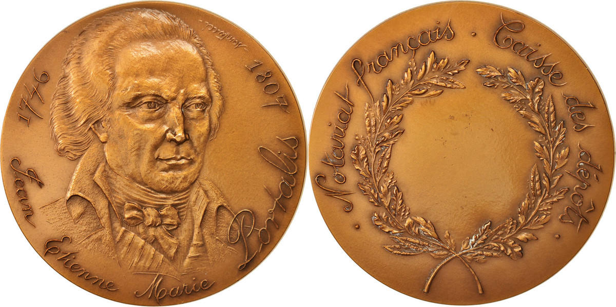 Medal 1978 Frankreich AU(55-58)