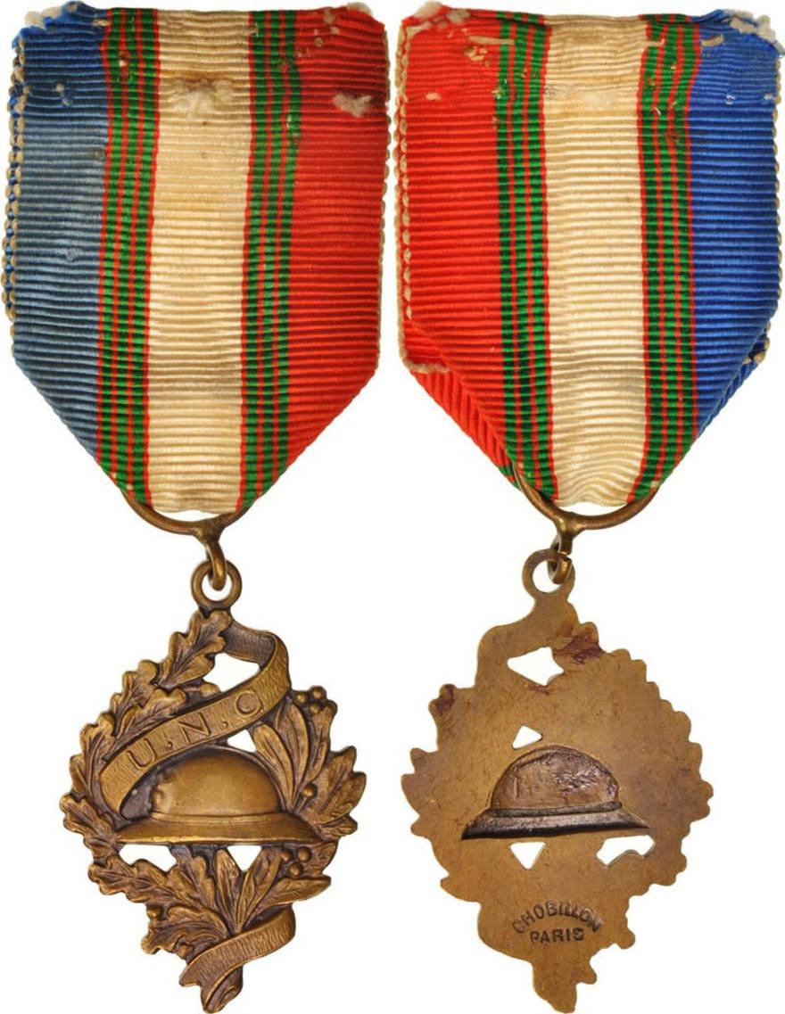 Medal Frankreich