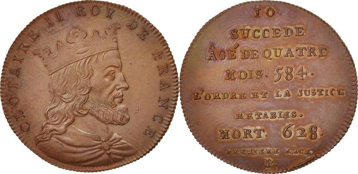 Medal Frankreich MS(64)