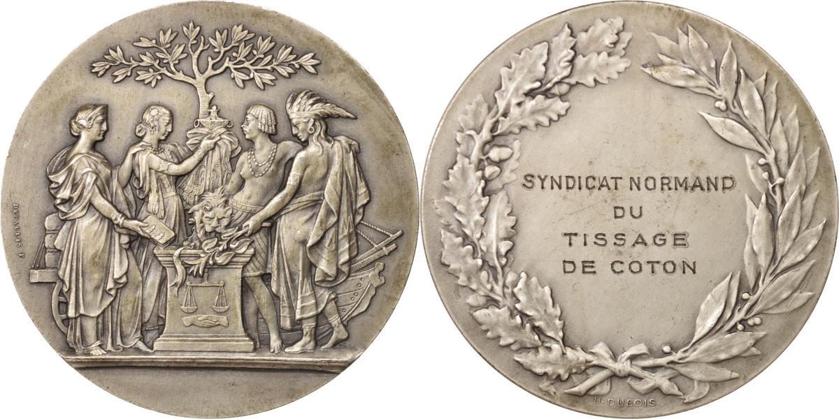 Medal XXth Century Frankreich AU(55-58)