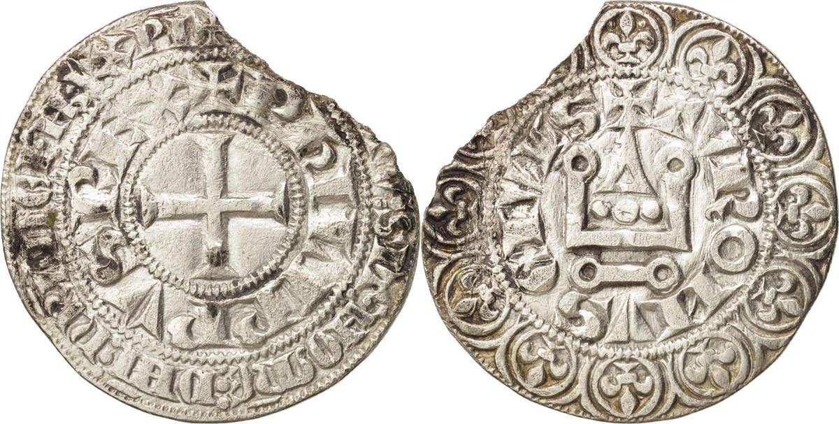 Gros Tournois Not Applic Frankreich Philip IV VF(30-35)