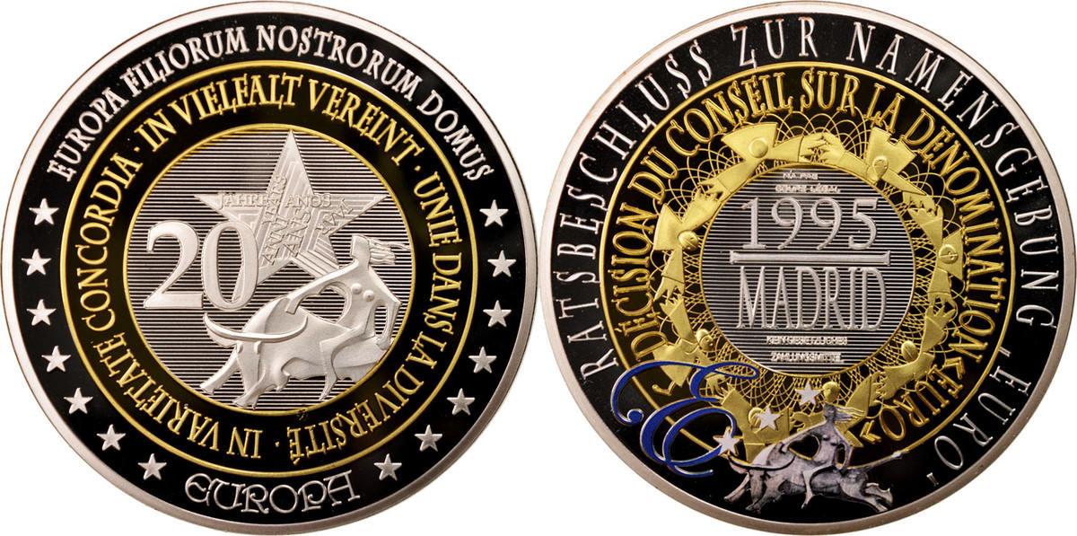 Medal Frankreich Décision du conseil sur la dénomination