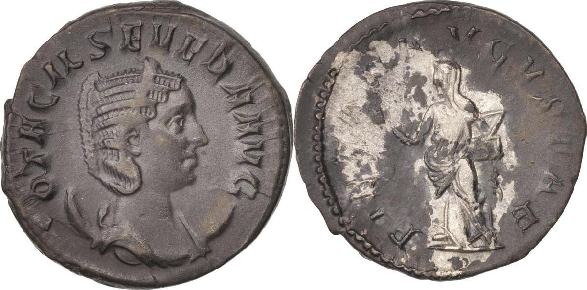 Antoninianus Rome Otacilia Severa AU(50-53)