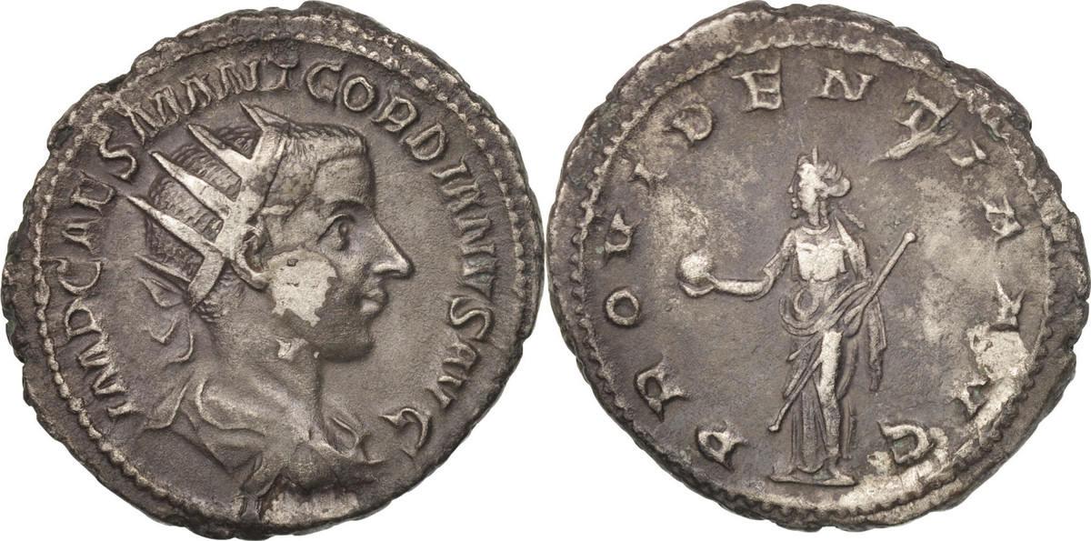 Antoninianus Rome Gordian III AU(50-53)