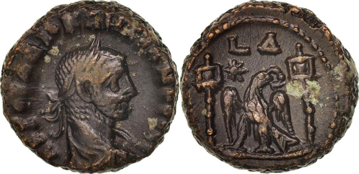 Tetradrachm Alexandria Diocletian AU(50-53)
