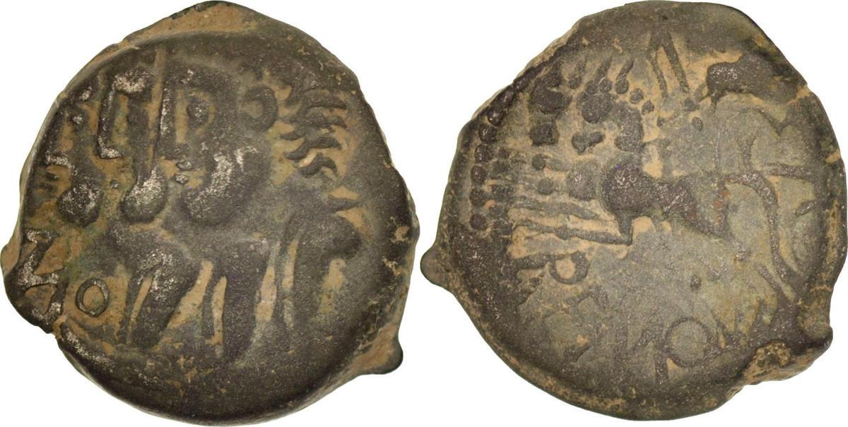 Bronze  Remi, Area of Reims, Bronze REMO, SS, Delestré:593 SS