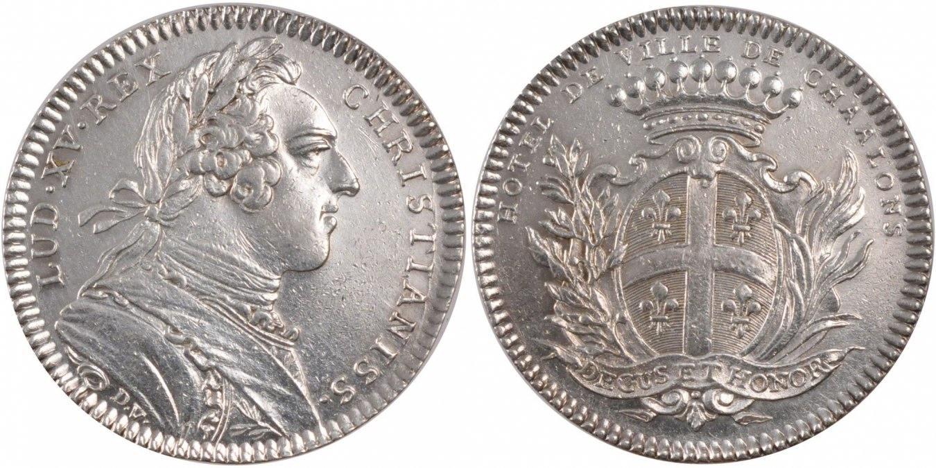Token Frankreich MS(60-62)