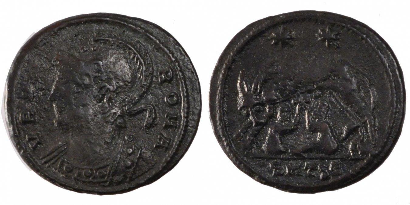 Nummus Thessalonica  AU(50-53)