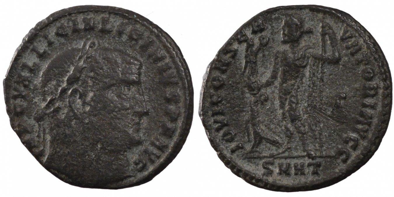 Nummus Nicomedia Licinius I EF(40-45)