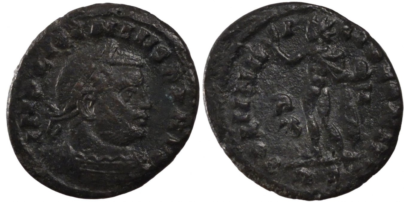 Nummus  Licinius I EF(40-45)
