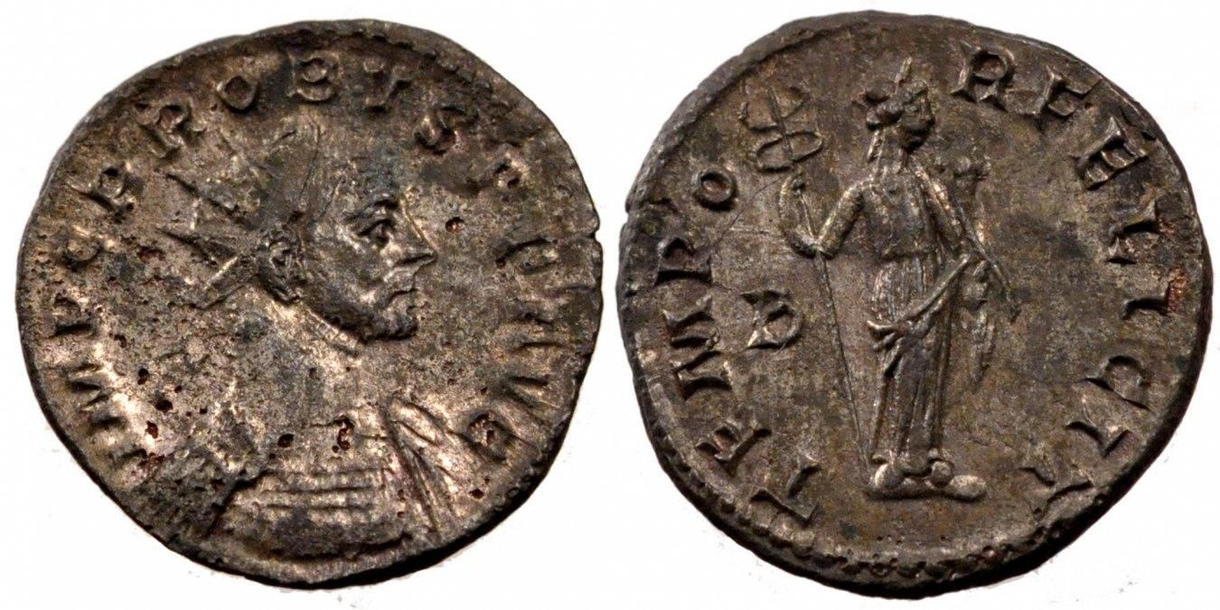 Antoninianus  Probus AU(50-53)