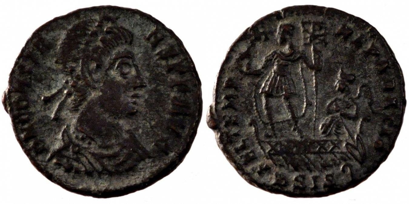 Maiorina Siscia Constans AU(50-53)