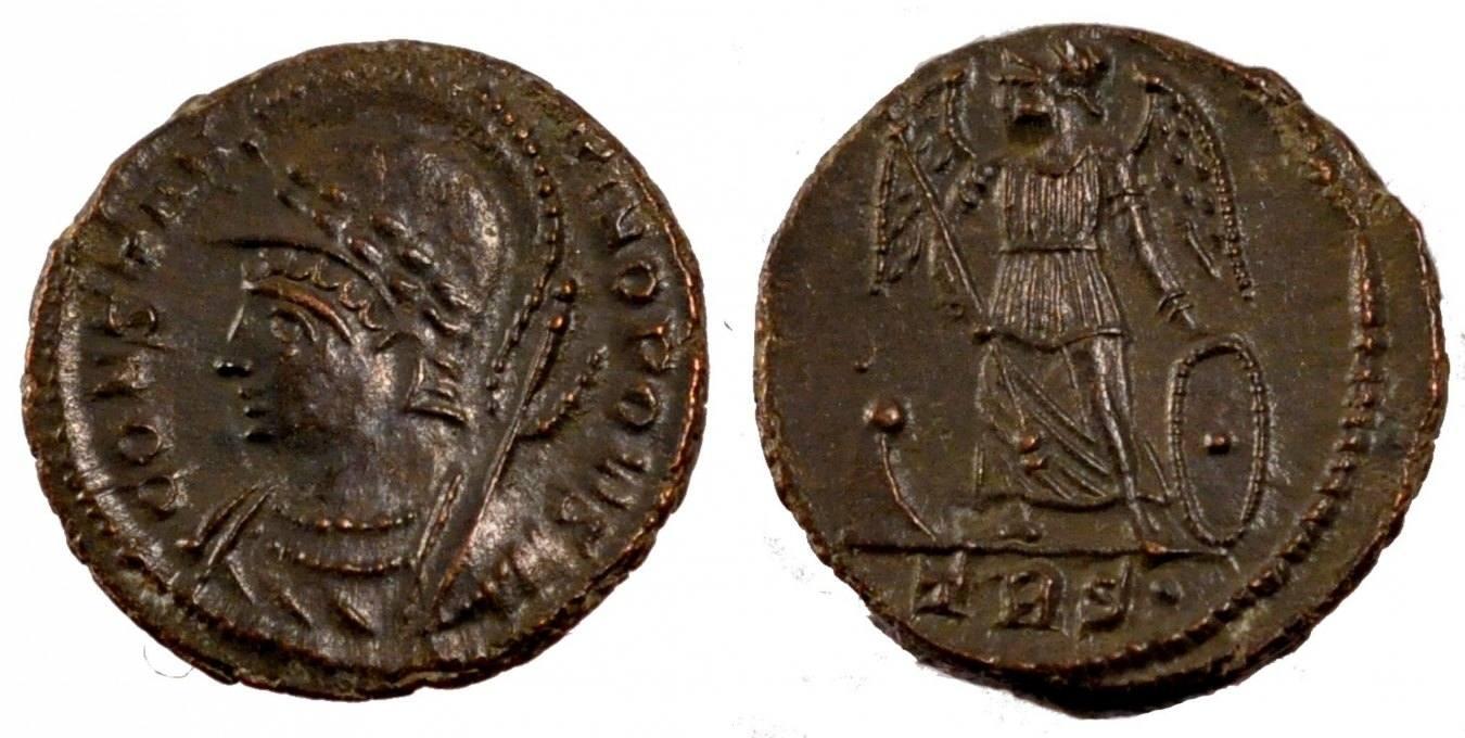 Nummus Trier  AU(50-53)