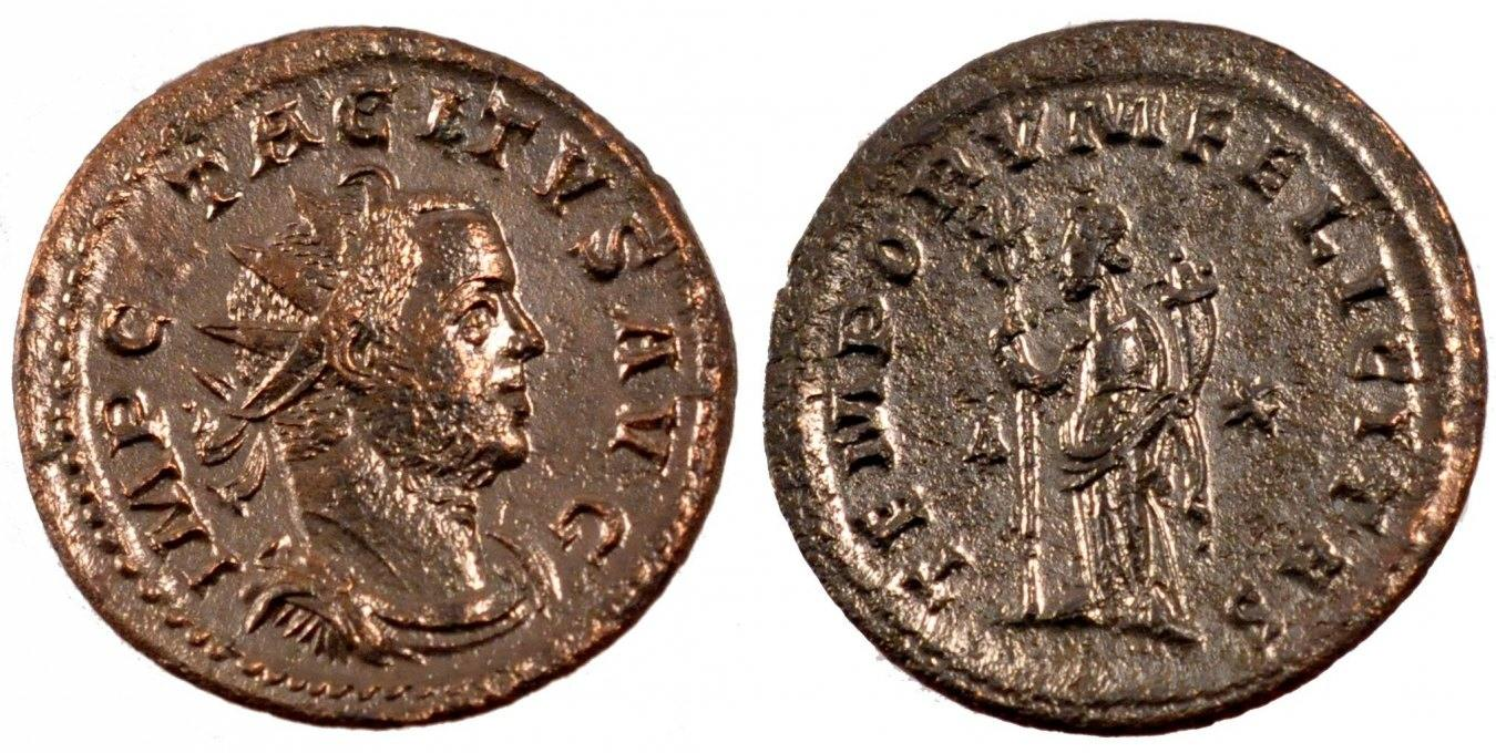 Antoninianus  Tacitus AU(50-53)