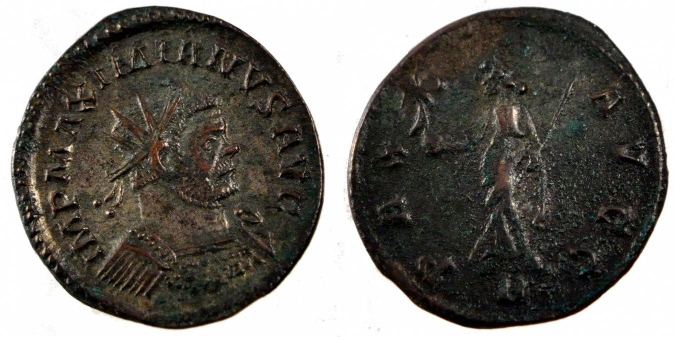 Antoninianus  Maximianus AU(50-53)