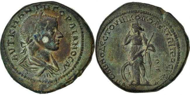 Tetrassaria Nikopolis Gordian III AU(50-53)