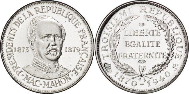 Medal Frankreich MS(60-62)