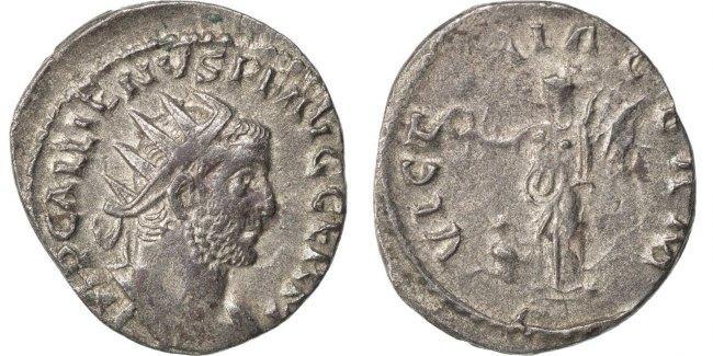 Antoninianus  Gallienus AU(50-53)