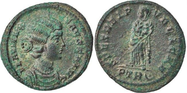 Nummus Trier Fausta AU(50-53)