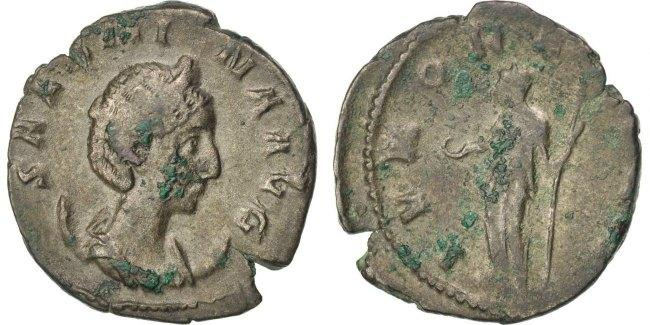 Antoninianus  Salonina VF(30-35)