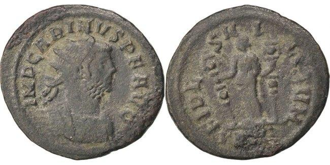 Antoninianus  Carinus EF(40-45)