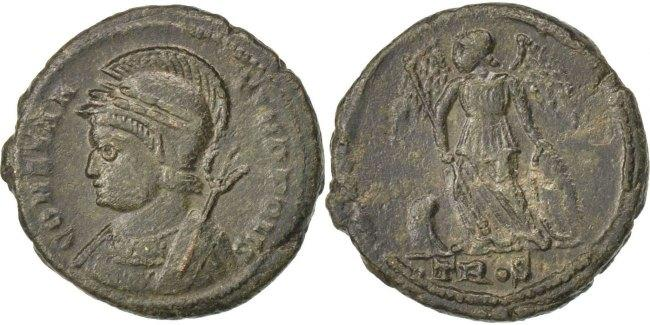 Nummus Trier  EF(40-45)