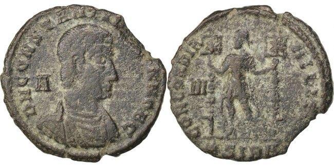 Maiorina Sirmium Constantius II VF(30-35)