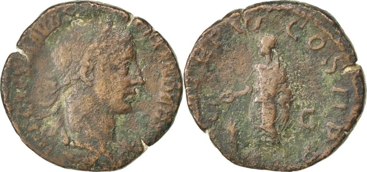 Sestertius Roma Alexander F(12-15)