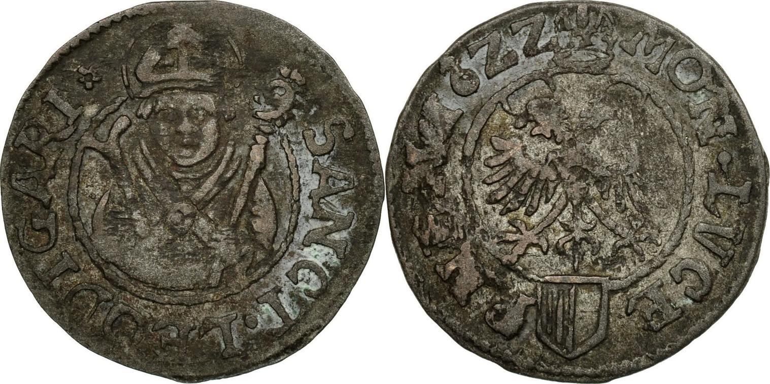 Schilling 1622 Lucerne Schweiz Münze Lucerne Ss Silber Ss Ma Shops